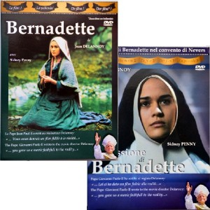 """Película """"Bernadette"""", de Jean Delannoy. F - D - E"""