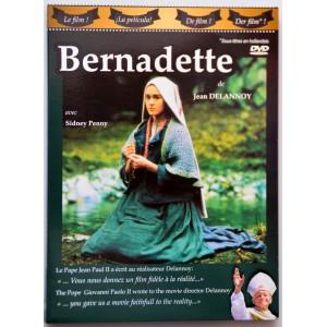 """Film """"Bernadette"""" di Jean Delannoy.  F - D - E"""