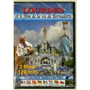 "Film ""Lourdes"" e ""Bernadette""."