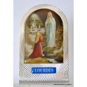 Caballete aparición de Lourdes