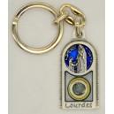 Keychain from Lourdes.