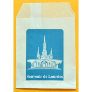 Kleine Geschenktasche von Lourdes