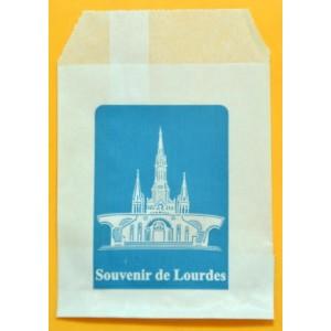 Grand sachet cadeau de Lourdes