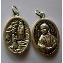 Medaille Aussehen von Lourdes 25mm